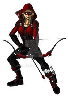 #FandomFriday:# Arrow #FanArt