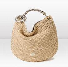 Carteira em Crochê - /   Cartera upon Crocheted -