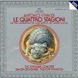 Die Vier Jahreszeiten - The English Concert By Trevor Pinnock,Antonio Vivaldi