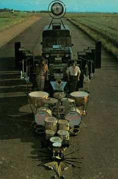 Pink Floyd, this shot coming from Umma Gumma...