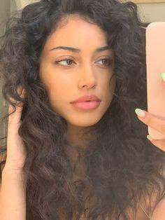 Curly Hair Styles, Natural Hair Styles, Cindy Kimberly, Aesthetic Hair, Dream Hair, Dreads, Hair Looks, Hair Inspo, Hair And Beauty