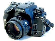 Minolta Maxxum 7, Maxxum AF 50mm f/1.7