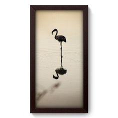 Quadro Decorativo - Flamingo - 010qds