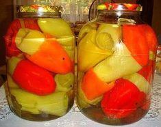 Fruit Salad, Preserves, Pickles, Cucumber, Watermelon, Mango, Food, Romania, Drinks