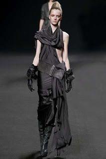 Fashion Fair World: haider ackermann fall 2011