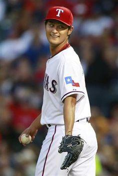 Yu Darvish (Texas Rangers) Tease!