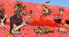 sainer mexico graffiti - Buscar con Google