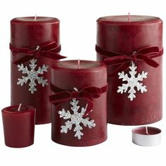 Cranberry Balsam Candles  Pier One going old school-re releasing an oldie but goodie.............