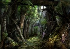 Google Image Result for http://digital-art-gallery.com/oid/2/1460x1026_1382_Forest_of_Ghost_2d_fantasy_forest_environment_picture_image_digital_art.jpg