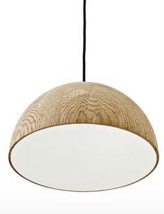 Wooden light