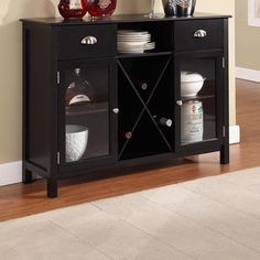 Sideboard & Wine Rack