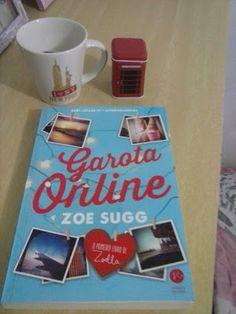 Blog Cíntia Curvello: Dicas de livros: Garota Online!