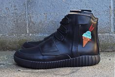 fbd9feb2f11 These Custom Yeezy Boost 750s Pay Tribute to Gucci Mane