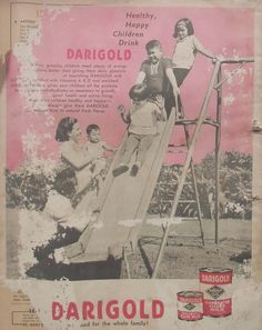 Darigold ad from Philippines Free Press. Old Advertisements, Advertising, My Childhood Memories, Happy Kids, Healthy Kids, Filipino, Vintage Ads, Philippines, Nostalgia