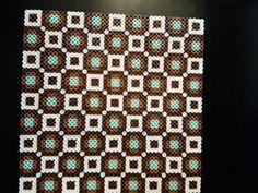 African design perler beads by Sara Swope