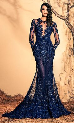 Ziad Nakad Haute Couture - Fall/Winter 2015 @Maysociety