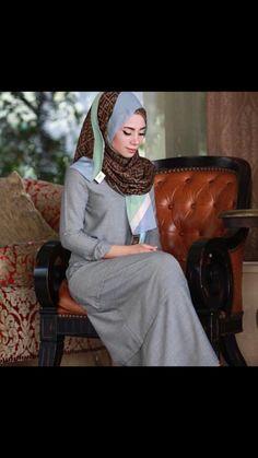 Rahat Uzun Tek Parça Elbise