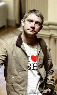 We know you do Martin