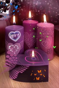 Romantic Night Images, New Good Night Images, Love Wallpapers Romantic, Good Night Gif, Beautiful Flowers Wallpapers, Beautiful Love Pictures, Beautiful Gif, Purple Wallpaper Phone, Phone Wallpapers
