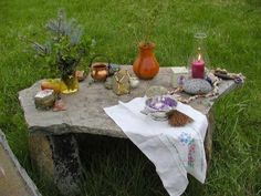 Lovely site - live the Wiccan life!