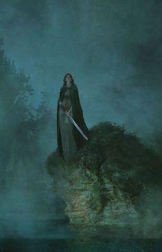 Mist of Avalon by Marc Simonetti