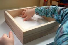 sand tray for letters or numerals ...