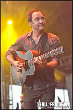 Dave Matthews Band by David Turcotte Photography, via Flickr   (I could eat him!!)