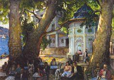 Ibrahim Calli - Çınar altı