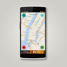 locate iphone friends gps