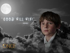 Henry is the human conscience, the heart of the show's innocence.