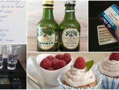 Konec dobrý, všechno dobré…. Vanilla, Cupcakes, Ethnic Recipes, Fitness, Food, Cupcake Cakes, Essen, Meals, Yemek