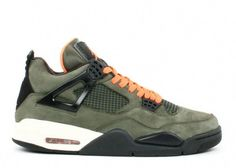 f8a0a20c791 Really Cheap AIR JORDAN 4 RETRO UNDEFEATED deep green clem-black-dk  jbm351m1 Wholesale