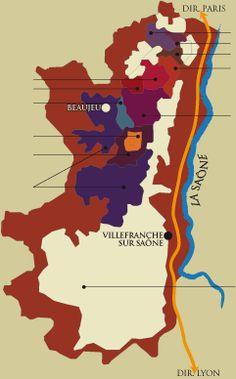 OTH 773 - les 10 crus du Beaujolais