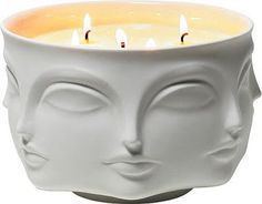 johnathan adler muse candle - Bing Images - How fun is this candle?