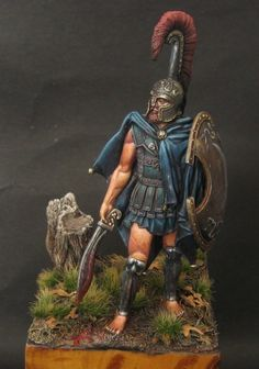 Thespian hoplite