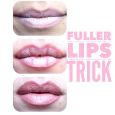 Hey look! It's our Pristine pencil  $15  Love this lip trick! Make the lips look fuller with lip pencils! Valentine Trick