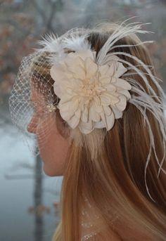 hair birdcage ideas