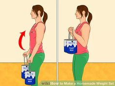 Image titled Make a Homemade Weight Set Step 10
