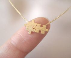 Puzzle pendant Necklace, Dainty Necklace, birthday present, Gift idea, Unique Pendant Necklace, puzzle necklace.  https://www.etsy.com/listing/280013092/puzzle-pendant-necklace-dainty-necklace?ref=related-2)