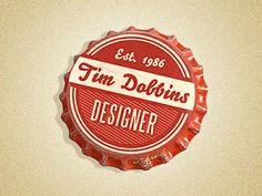 A Showcase of Retro Logo Designs - http://designwoop.com - #logo
