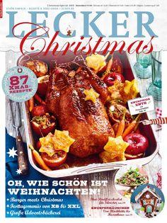 LECKER - Bookazine Christmas 2015