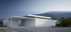 Desert House by Jim Jennings Architecture | Daily Icon
