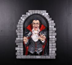 Dracula Wall Décor JR- 140103