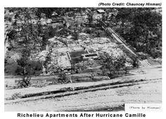 Richelieu Apartments After Hurricane Camille (216 KB)