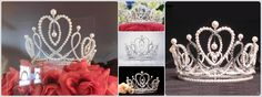Rose Queen Pasadena 2005-2010 & 2012-Present-Crown@USA By MIKIMOTO Jewelry Pearls Rose Queen, Royal Court, Pearl Jewelry, Presents, Crown, Pearls, Usa, Decor, Gifts