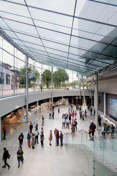 Gallery - Van Gogh Museum's New Entrance / Hans van Heeswijk Architects - 21