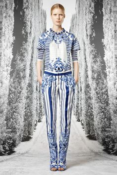 Roberto Cavalli Pre-collection SS 2013_17