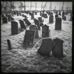 Oude begraafplaats Nederland