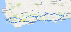 Beaufort West, South Africa Map, Bay And Bay, Knysna, Garden Route, St Helena, St Francis, Travel Inspiration, National Parks