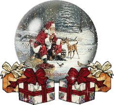 Animated Christmas Snow Globes - Bing Images